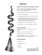 Ply-Split Meander Braid Instructions