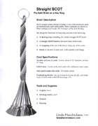Ply-Split Straight SCOT Braid Instructions